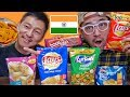 Japanese Try Indian Snacks for the First Time