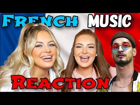 FRENCH MUSIC REACTION   Soolking, Gambi, Gradur, Naza, Aya Nakamura
