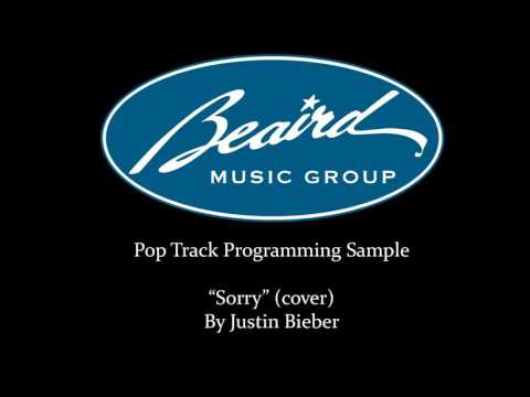 "Pop Track Programming Sample - ""Sorry"" (cover) by Justin Bieber"