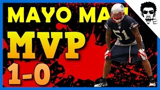 Madden 16 Draft Champions | Mayo Man for MVP | Season 1 Game 2