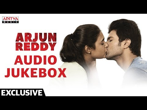 Arjun Reddy Audio Jukebox ||  Vijay...