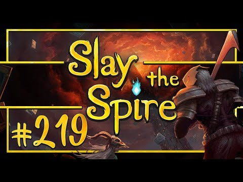 Let's Play Slay the Spire: Curveball - Episode 219