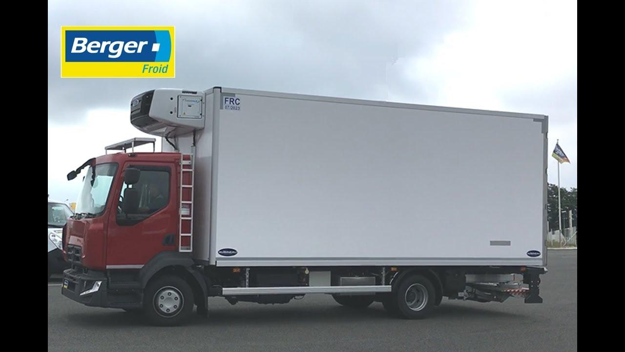 berger location camion frigorifique 12t en location longue dur e youtube. Black Bedroom Furniture Sets. Home Design Ideas