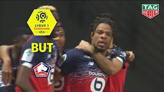 But Loïc REMY (4') / LOSC - Stade Rennais FC (1-0)  (LOSC-SRFC)/ 2019-20