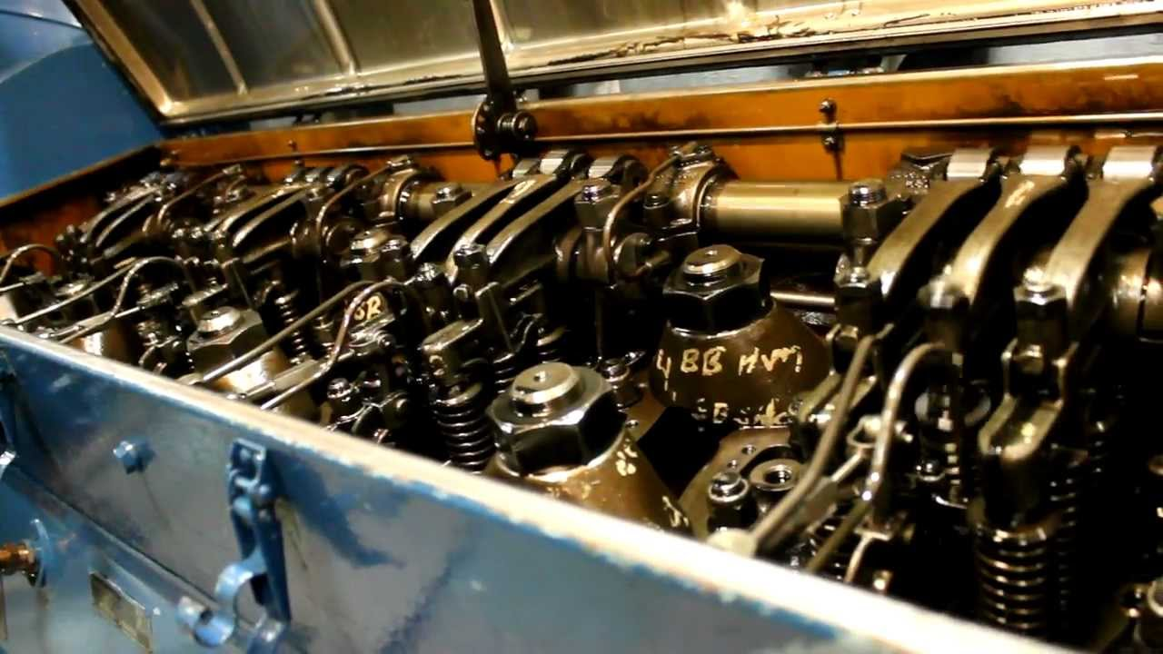 Gm Edm 567 2 Stroke Startup And Idling At 180rpm
