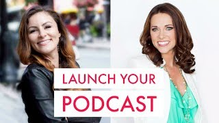 How to Launch A Podcast | Make Money Podcasting + Find Good Podcast Guests