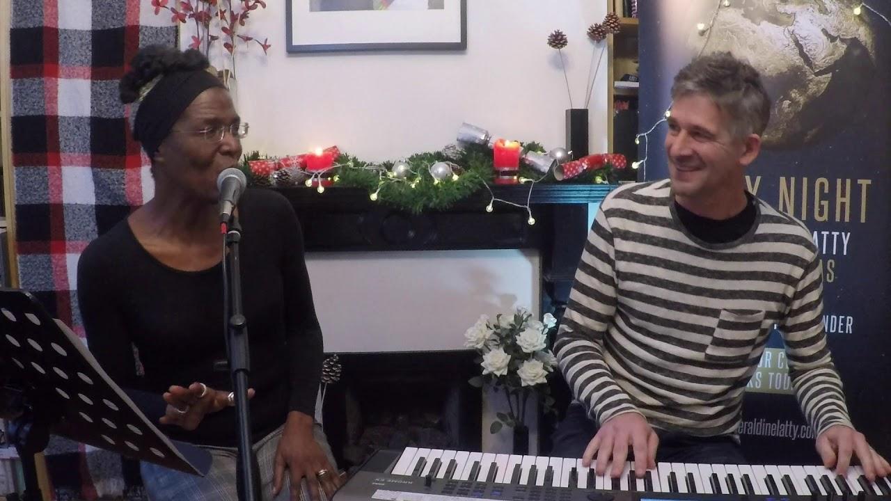 Carey's Christmas Carol Challenge!