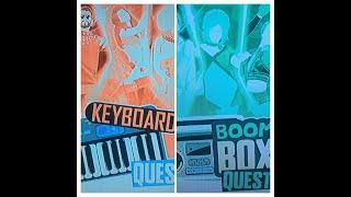Just Dance® 2016 - Dance Quest - KEYBOARD QUEST & BOOM BOX QUEST