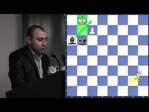 Lecture with GM Varuzhan Akobian (Endgame Studies) - 2013.04.03