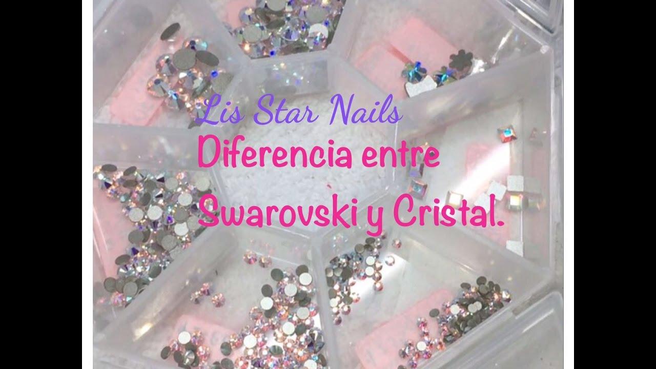 Decoraci n de u as diferencia entre swarovski y cristal for Cristales swarovski para decorar unas