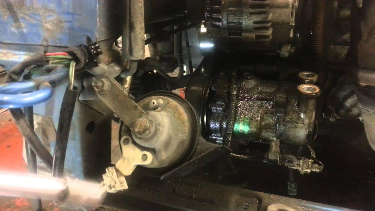 Peugeot Expert Wiring Diagram Baldor Motor Diagrams Wymiana Klaksonu 206 - Youtube