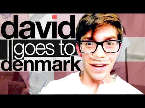 david goes to denmark | david prater
