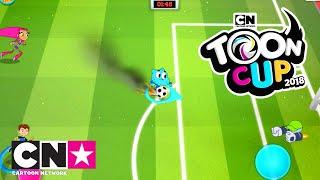 Toon Cup 2018 | Ben 10, Gumball und Jake räumen den Pokal ab! | Cartoon Network