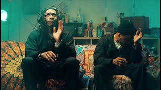 Смотреть клип Wiz Khalifa & Curren$Y Ft. Problem - Getting Loose