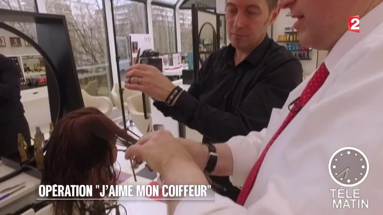 Emploi J Aime Mon Coiffeur 2016 01 18 Youtube