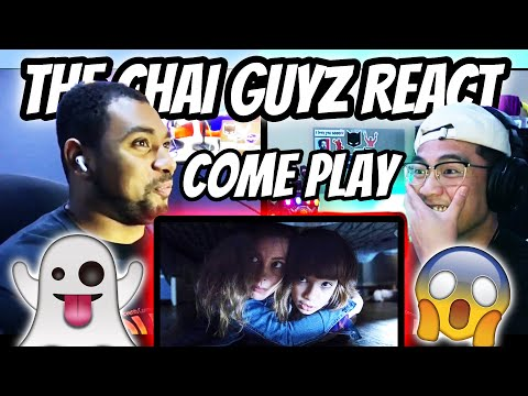 COME PLAY – Official Trailer REACTION/REVIEW | The Chai Guyz React