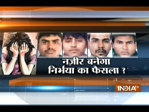 Nirbhaya gangrape case chronology: The 'battle for justice' that lasted 4 and a half years