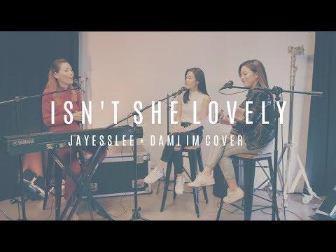 isn't-she-lovely-|-stevie-wonder-(jayesslee-+-dami-im-cover)