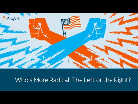 who's-more-radical:-the-left-or-the-right?