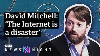 David Mitchell's manifesto for Britain - BBC Newsnight