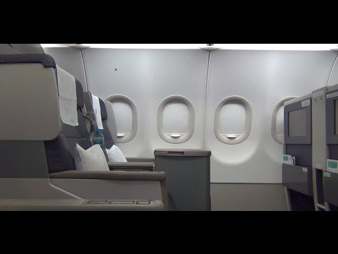 ✈ BUSINESS CLASS EXPERIENCE | Gulf Air A320-200 | Bahrain to Riyadh