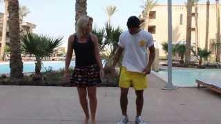 El Hayat Sharm Resort 4* - апрель-май 2013 - уроки танца