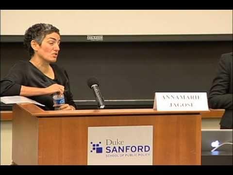 Fifth Annual Feminist Theory Workshop - ANNAMARIE JAGOSE -Keynote Speaker