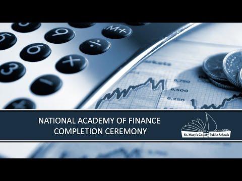 Academy of Finance Culmination Ceremony 2017