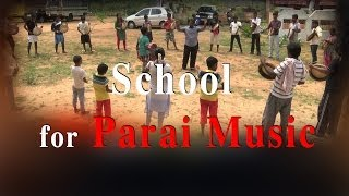School for Parai Music - RedPix 24x7