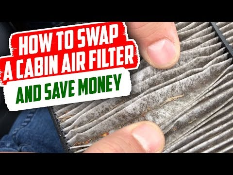 How to Inspect and Change Your Car's Cabin Air Filter