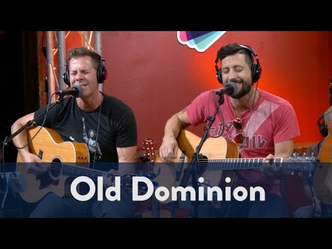 Old Dominion - Beer Can in a Truck Bed [Acoustic] | Kidd Kraddick Morning Show
