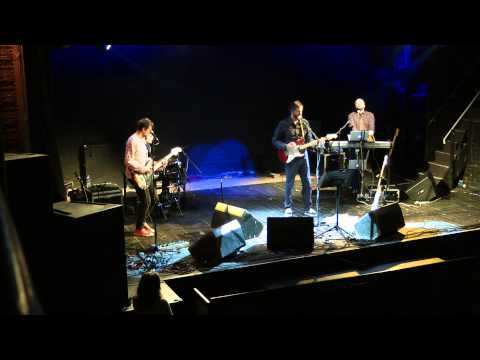Scritti Politti perform 'The Word Girl' in Holmfirth