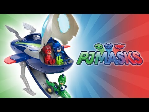 Blast Off With Just Play's PJ Masks Super Moon Adventure HQ Rocket! | A Toy Insider Play by Play
