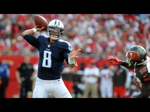 Marcus Mariota Debut vs Buccareers (NFL Week 1 2015) - 209 Yards + 4 TDs! - NFL Highlights