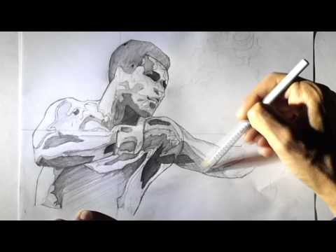 How To Paint a Cartoon - Artistic Cartoons