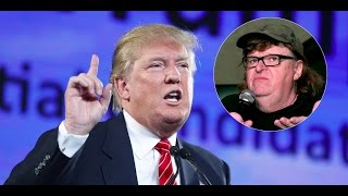 Michael Moore: Trump Will Win and it Will Be The Biggest 'F#CK YOU' Ever Recorded in Human History