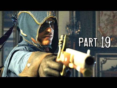 Assassin's Creed Unity Walkthrough Gameplay Part 19 - The Supreme Being (AC Unity)