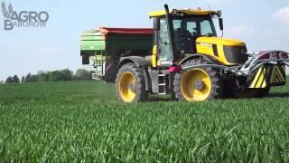 Rozsiewanie Nawozów w Kombinacie Rolnym Kietrz [2014]