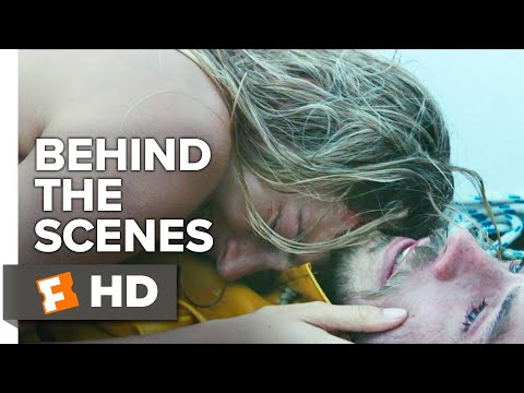 Adrift Behind the Scenes - On the Ocean (2018) | Movieclips Extras