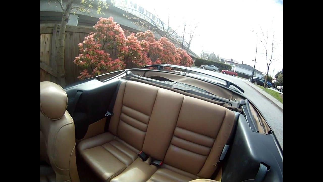 All Types 1995 mustang convertible : 1995 Ford Mustang GT Convertible for Sale, $3900. - YouTube