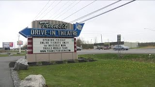 Local drive-in theaters to reopen this Friday, with extensive restrictions
