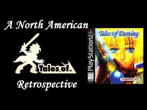 Tales of Destiny (PSX) - North American Tales of Retrospective
