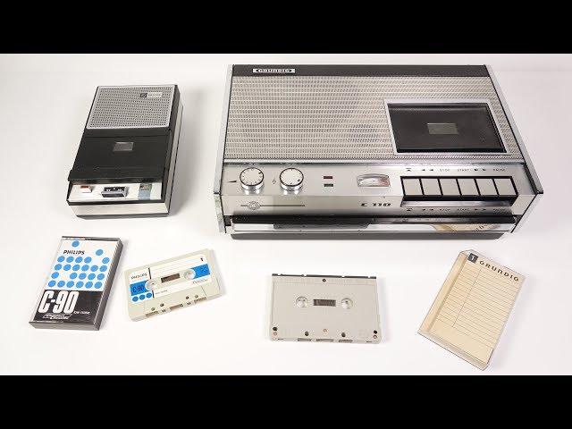 DC International & the forgotten audio cassette format war