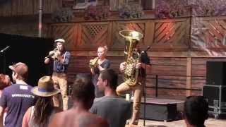Die Fexer - LaBrassBanda Medley - Woodstock der Blasmusik 2015