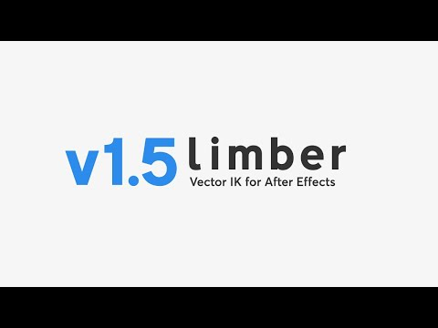 Limber for After Effects v1.5