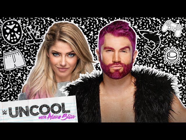 Tyler Breeze's pink Jeff Hardy hair: Uncool with Alexa Bliss, Oct. 27, 2020