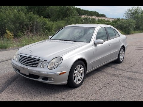2005 mercedes benz e320 cdi diesel youtube for 2005 mercedes benz e320 cdi diesel for sale