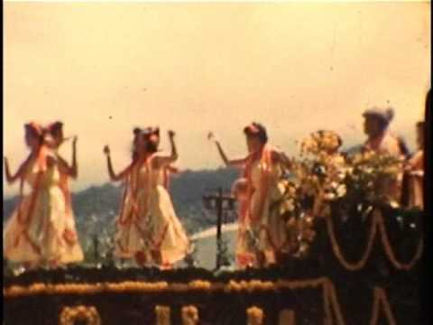 Hawaii: May Day Parade 1958