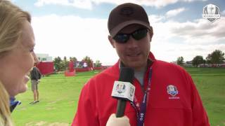 The story behind the fan putt at the 2016 Ryder Cup