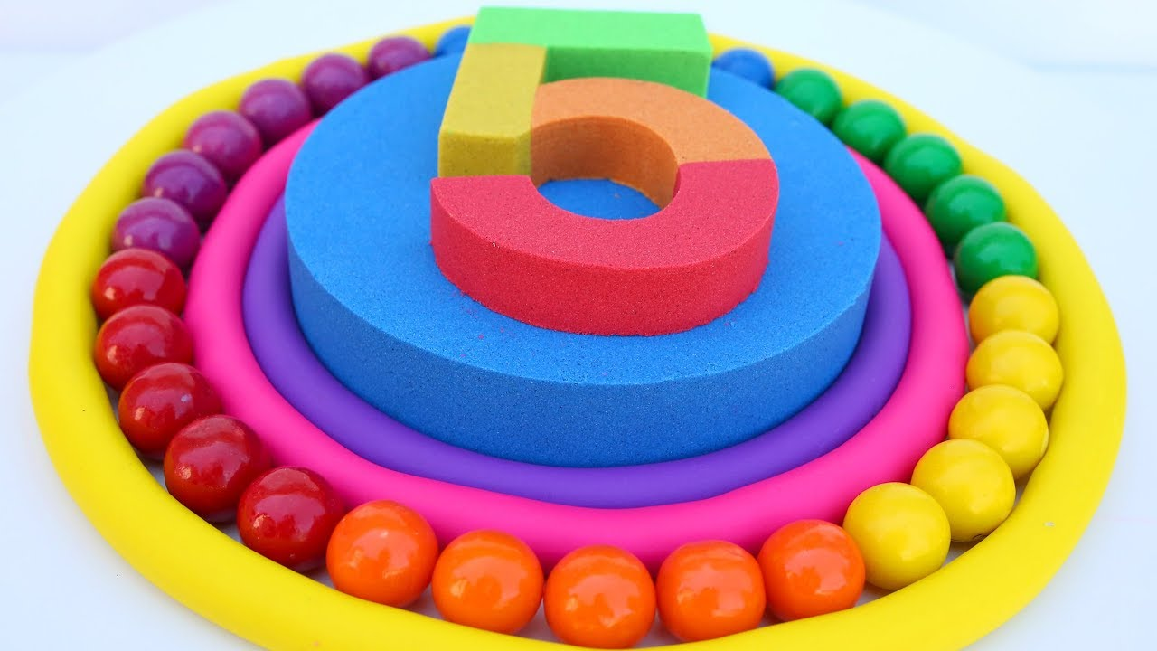 How To Make A Play Doh Birthday Cake
